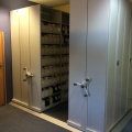 CQC Health Centre Roller Racking
