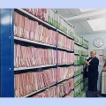 Medical Records Shelving
