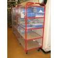 Secure Trolley for Medical Records