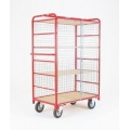 Medical Records Secure Large Trolley