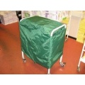 Medical Records Filing Trolley with Rain Cover