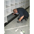 Medical Records Roller Shelving Maintenance and Repairs