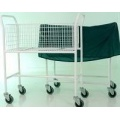 Secure Medical Records Trolley